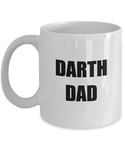 Load image into Gallery viewer, Darth Dad Mug Funny Gift Idea for Novelty Gag Coffee Tea Cup-Coffee Mug