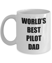 Load image into Gallery viewer, Pilot Dad Mugs Mug Funny Gift Idea for Novelty Gag Coffee Tea Cup-Coffee Mug