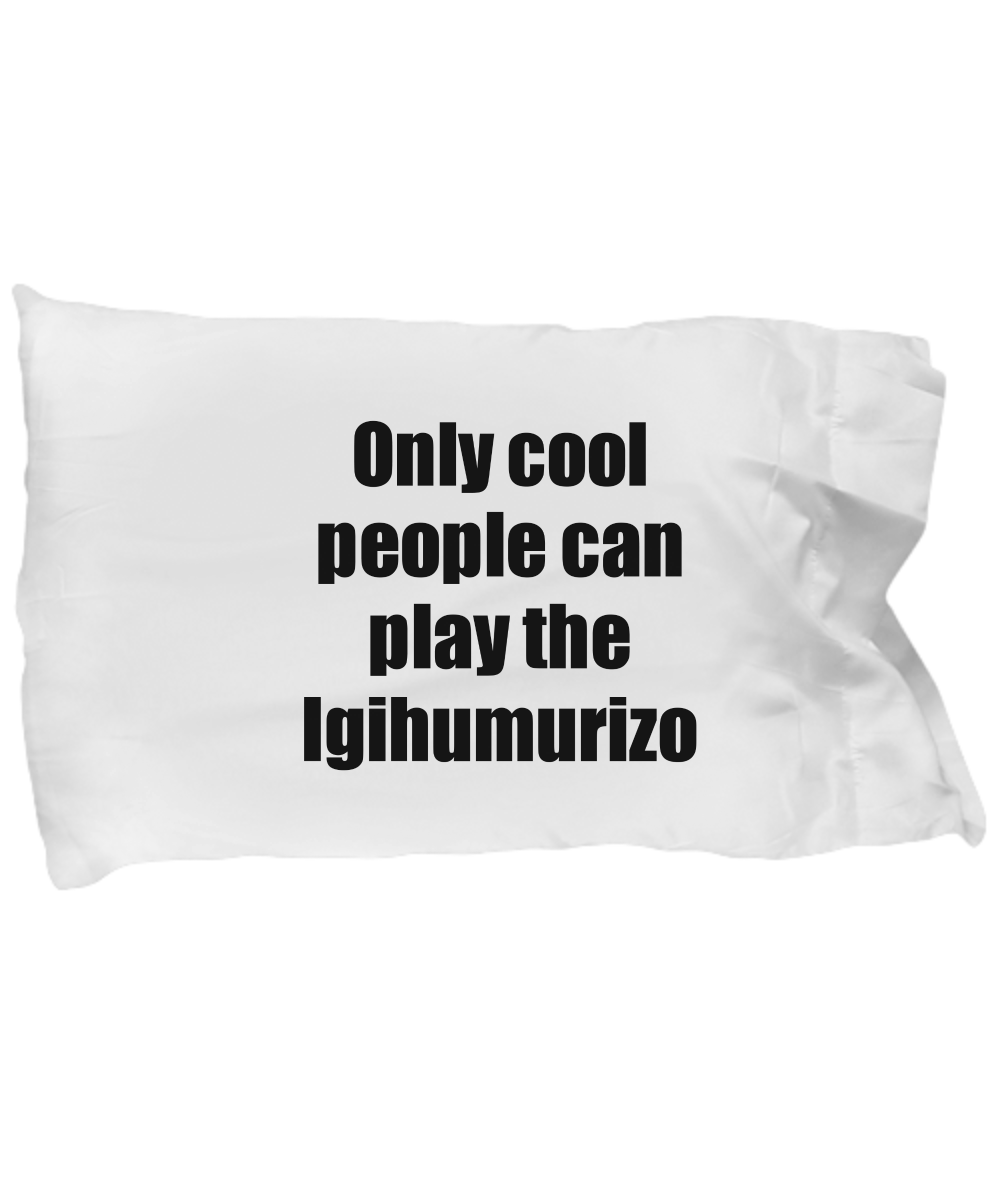 Igihumurizo Player Pillowcase Musician Funny Gift Idea Bed Body Pillow Cover Case Set-Pillow Case