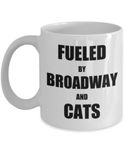 Load image into Gallery viewer, Cats Broadway Mug Funny Gift Idea for Novelty Gag Coffee Tea Cup-Coffee Mug
