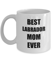 Load image into Gallery viewer, Labrador Mom Mug Dog Lover Funny Gift Idea for Novelty Gag Coffee Tea Cup-[style]