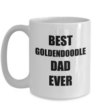 Load image into Gallery viewer, Goldendoodle Dad Mug Dog Lover Funny Gift Idea for Novelty Gag Coffee Tea Cup-Coffee Mug