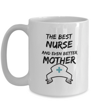 Load image into Gallery viewer, Funny Nurse MOther Mug Best Mom Gift for Mama Novelty Gag Coffee Tea Cup-Coffee Mug