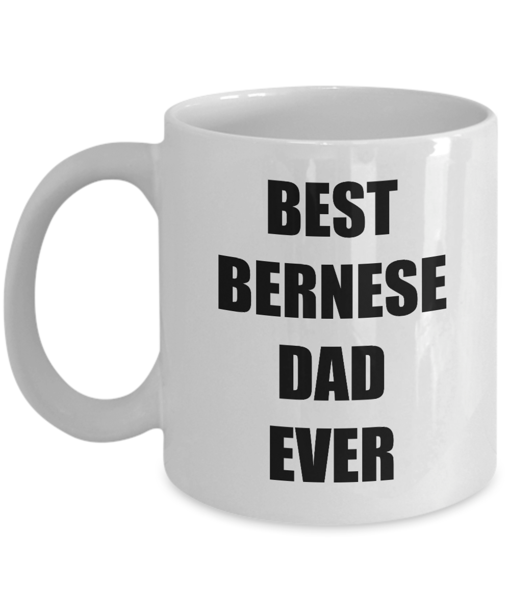 Bernese Mountain Dog Dad Mug Funny Gift Idea for Novelty Gag Coffee Tea Cup-Coffee Mug