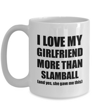 Load image into Gallery viewer, Slamball Boyfriend Mug Funny Valentine Gift Idea For My Bf Lover From Girlfriend Coffee Tea Cup-Coffee Mug
