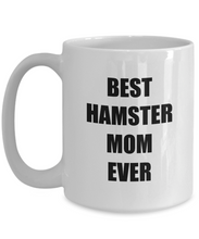 Load image into Gallery viewer, Hamster Mom Mug Lover Funny Gift Idea for Novelty Gag Coffee Tea Cup-Coffee Mug