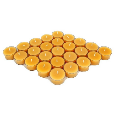 25 beeswax hand poured pure Australian sourced wax from Suz E Bee Candlese