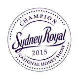 Sydney Royal Easter Show National Honey Show Champion 2015 Suz E Bee