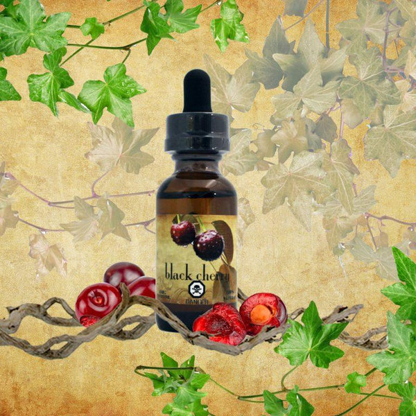 NATURAL BLACK CHERRY NATURAL VAPE JUICE FLAVOUR CRAFTERS INC.