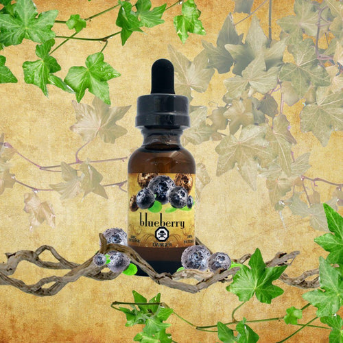 NATURAL BLUEBERRY NATURAL VAPE JUICE FLAVOUR CRAFTERS INC.