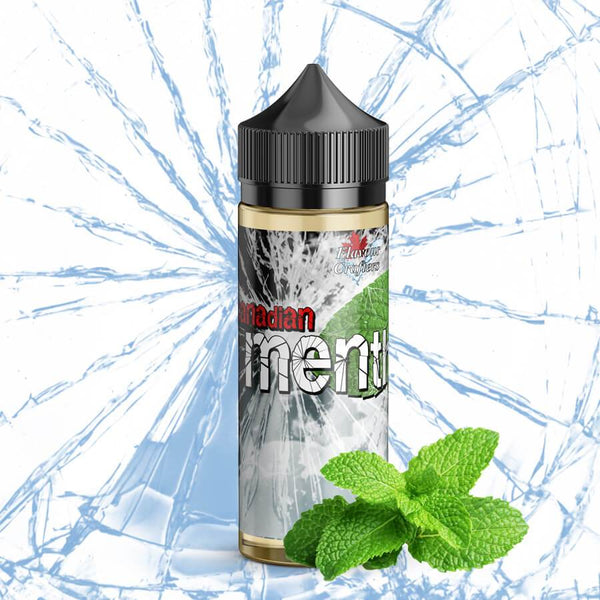 CANADIAN MENTHOL MINT VAPE JUICE FLAVOUR CRAFTERS INC.