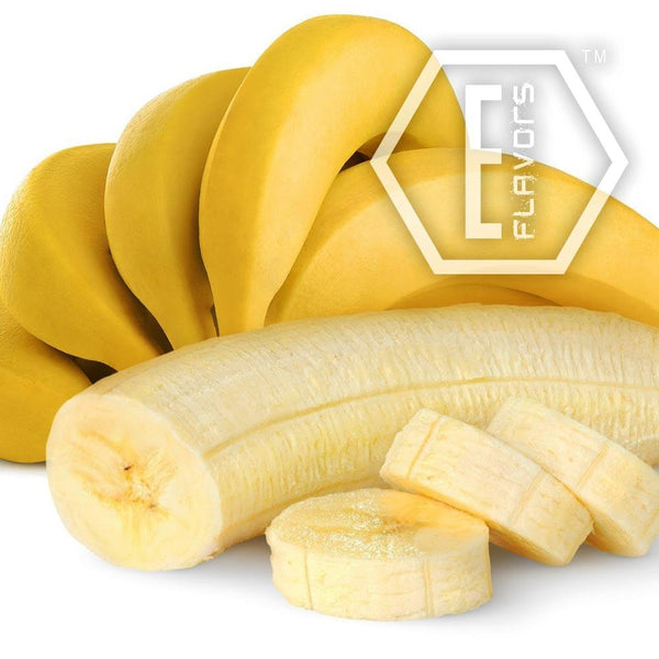 E-Flavors - Banana Flavor Concentrates Flavouring Concentrate Nicvape Inc.