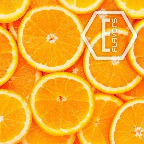E-Flavors - Orange Flavoring Concentrate Flavouring Concentrate Nicvape Inc.