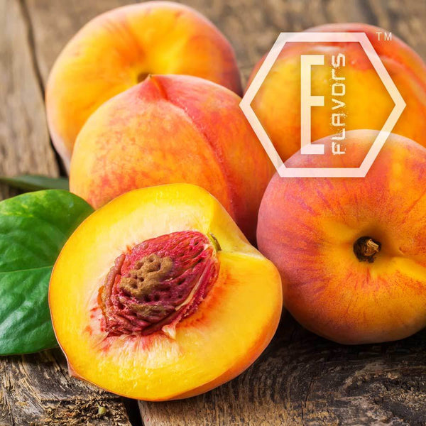 E-Flavors - Peach Flavor Concentrate Flavouring Concentrate Nicvape Inc.