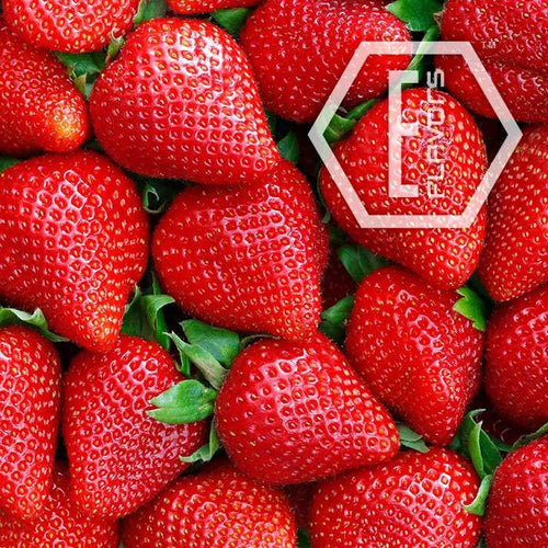 E-Flavors - Strawberry Flavor Concentrate Flavouring Concentrate Nicvape Inc.
