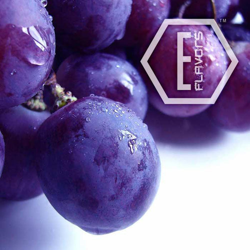 E-Flavors - Grape Flavor Concentrate Flavouring Concentrate Nicvape Inc.
