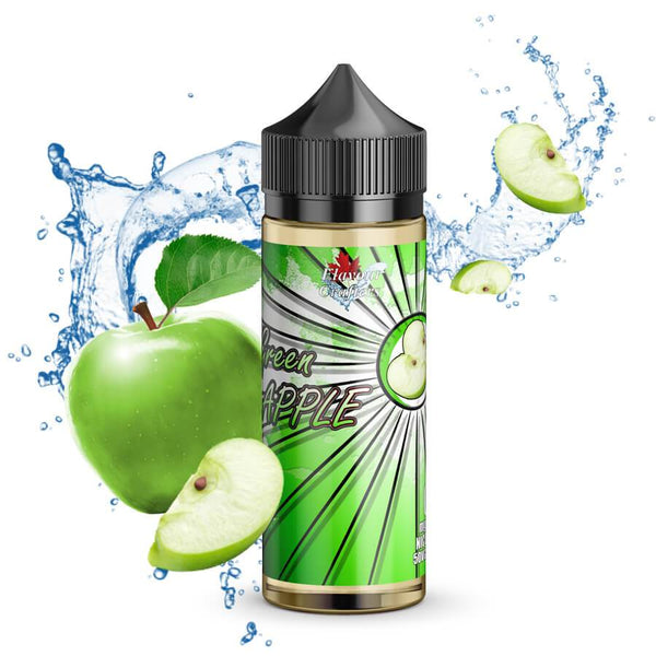GREEN APPLE FRUIT VAPE JUICE FLAVOUR CRAFTERS INC.