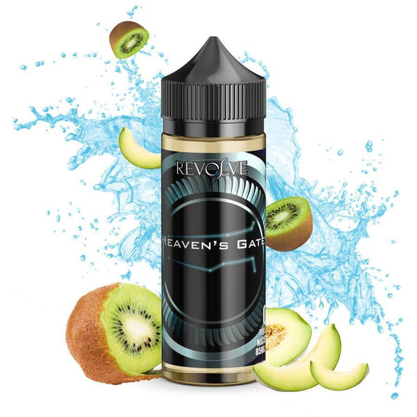60mL HEAVEN'S GATE REVOLVE VAPE JUICE FLAVOUR CRAFTERS INC.