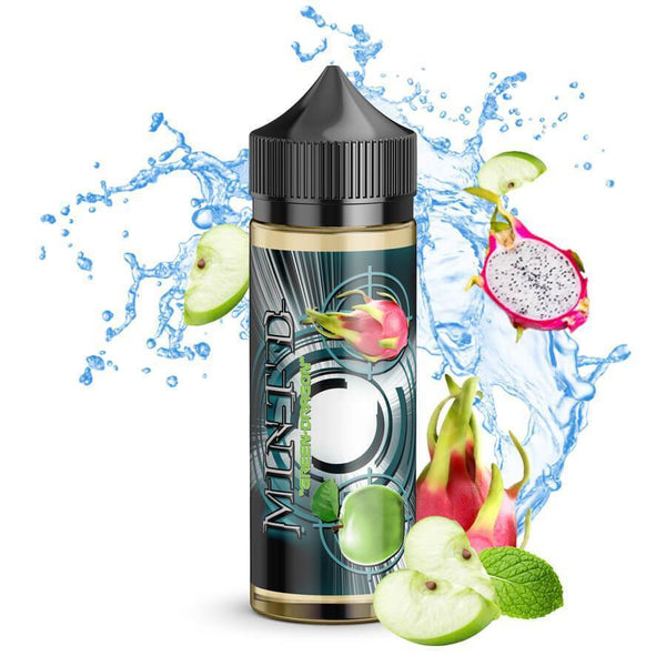 60mL MINT'D: GREEN-DRAGON MINT'D VAPE JUICE FLAVOUR CRAFTERS INC.