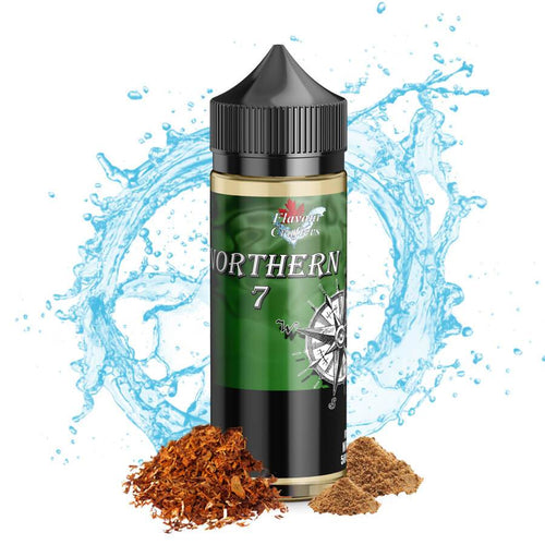 NORTHERN 7 TOBACCO VAPE JUICE FLAVOUR CRAFTERS INC.