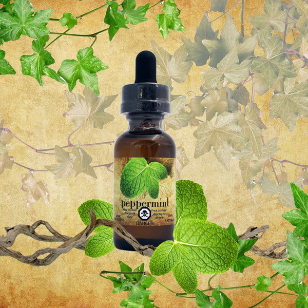 NATURAL PEPPERMINT NATURAL VAPE JUICE FLAVOUR CRAFTERS INC.