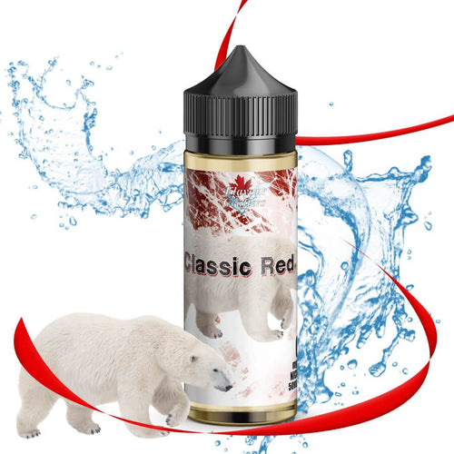 CLASSIC RED (RED COLA) BEVERAGE VAPE JUICE FLAVOUR CRAFTERS INC.