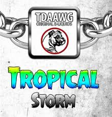 Tropical Storm- T-Daawg - Railway City Vapes