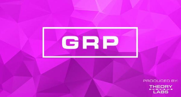 GRP - Theory Labs - Railway City Vapes