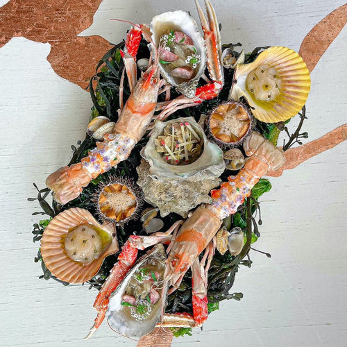 Écriture Seafood Platter (To Share for 2 guests)