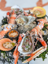 Load image into Gallery viewer, Écriture Seafood Platter (To Share for 2 guests)