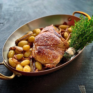 Basque Country Veal Chop
