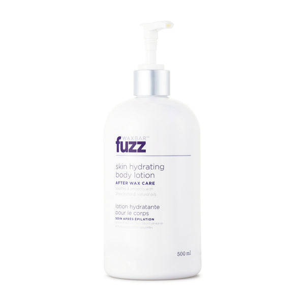 Fuzz Skin Hydrating Body Lotion - Fuzz Wax Bar