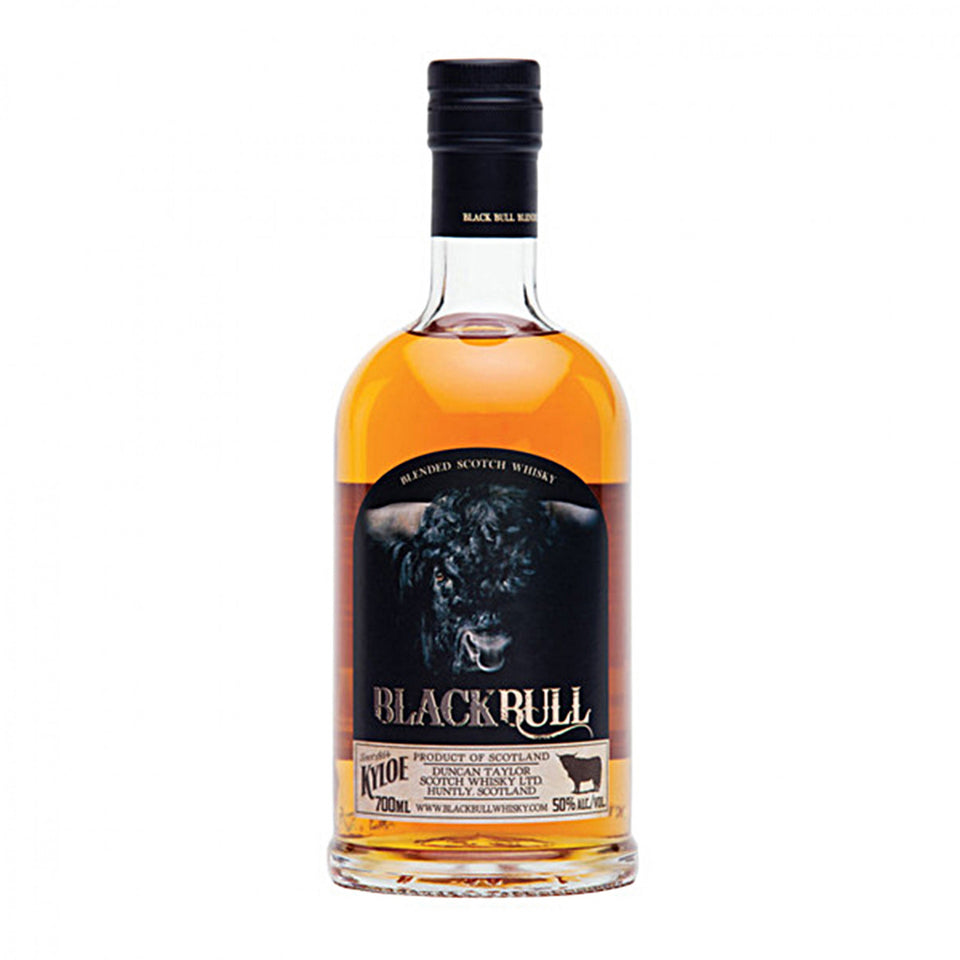 Black Bull Scotch 12 Year