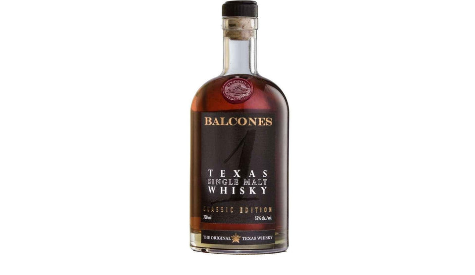 Texas Single Malt Whisky