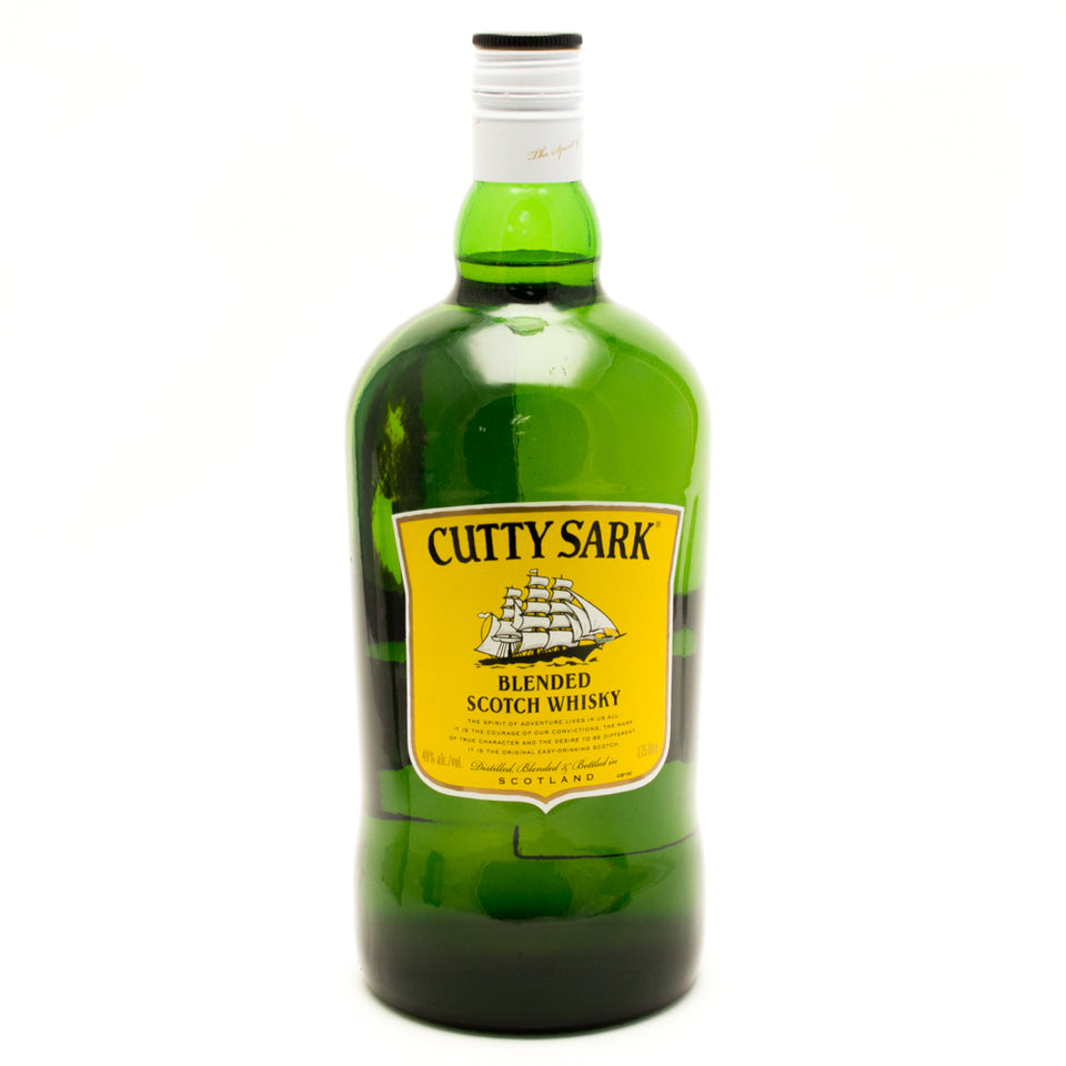 Cutty Sark Blended Scotch Whisky 1.75L