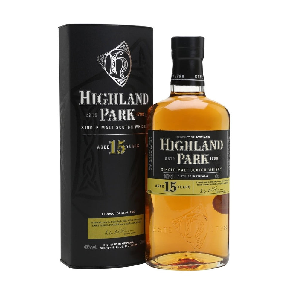 Highland 15 Year