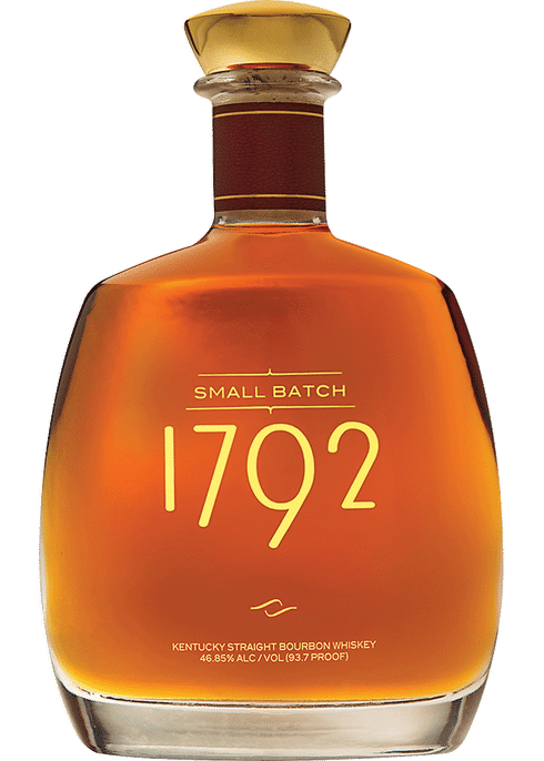 1792 High Rye Kentucky Straight Bourbon Whiskey