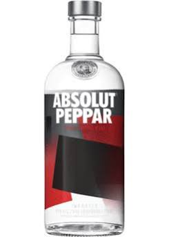 Absolut Peppar 750ml