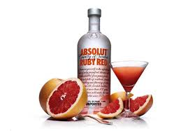 Absolut Ruby Red 1.0L