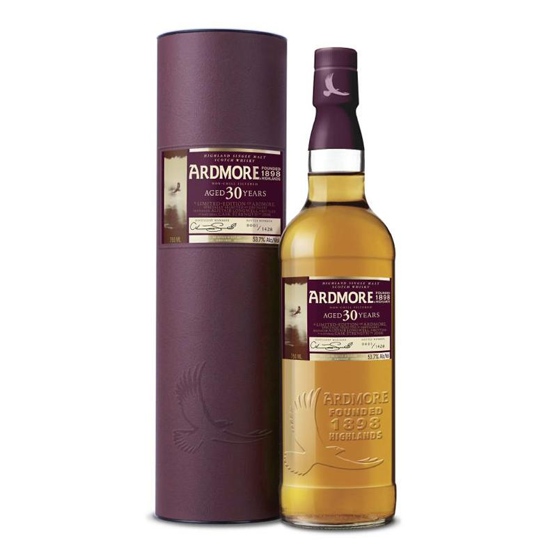 Ardmore 30 Year Old - Scotch Whiskey