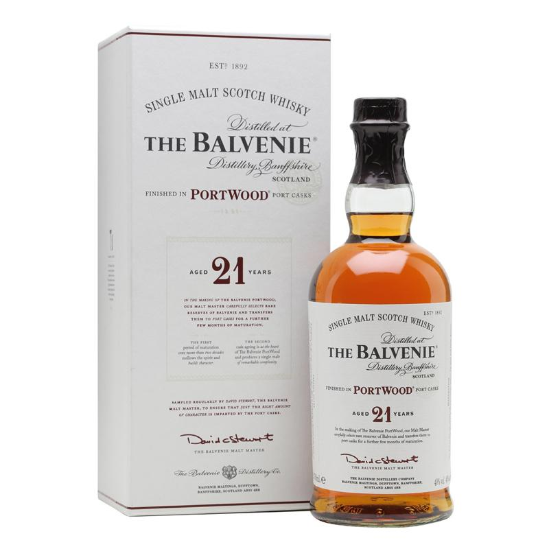Balvenie 17 Year Old Speyside - Single Malt Scotch Whisky