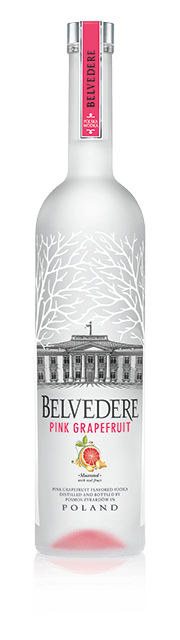 Belvedere Pink Grapefruit Vodka 750ml