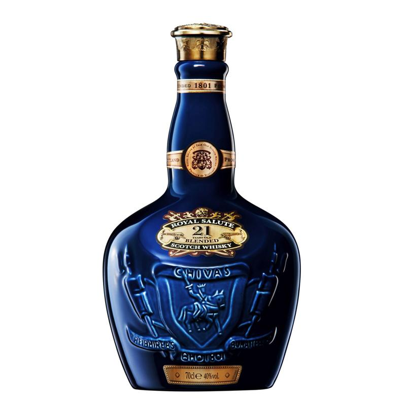 Chivas Regal Royal Salute 21 Year Old - Blended Scotch Whiskey