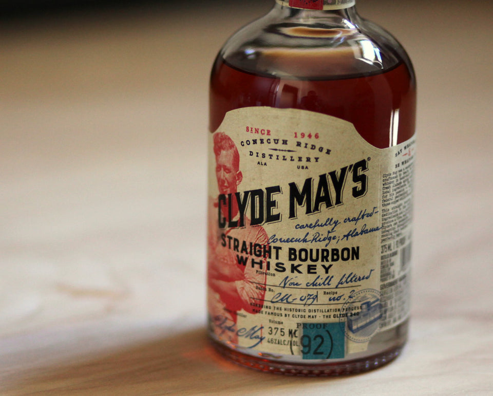 Clyde Clyde May's Straight Rye Whiskey 750ml