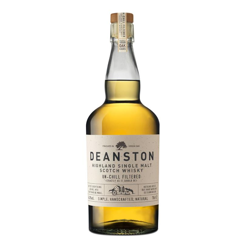 Deanston Highland - Single Malt Scotch Whiskey 12yr