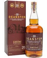 Deanston Aged 20 Years Scotch Whisky