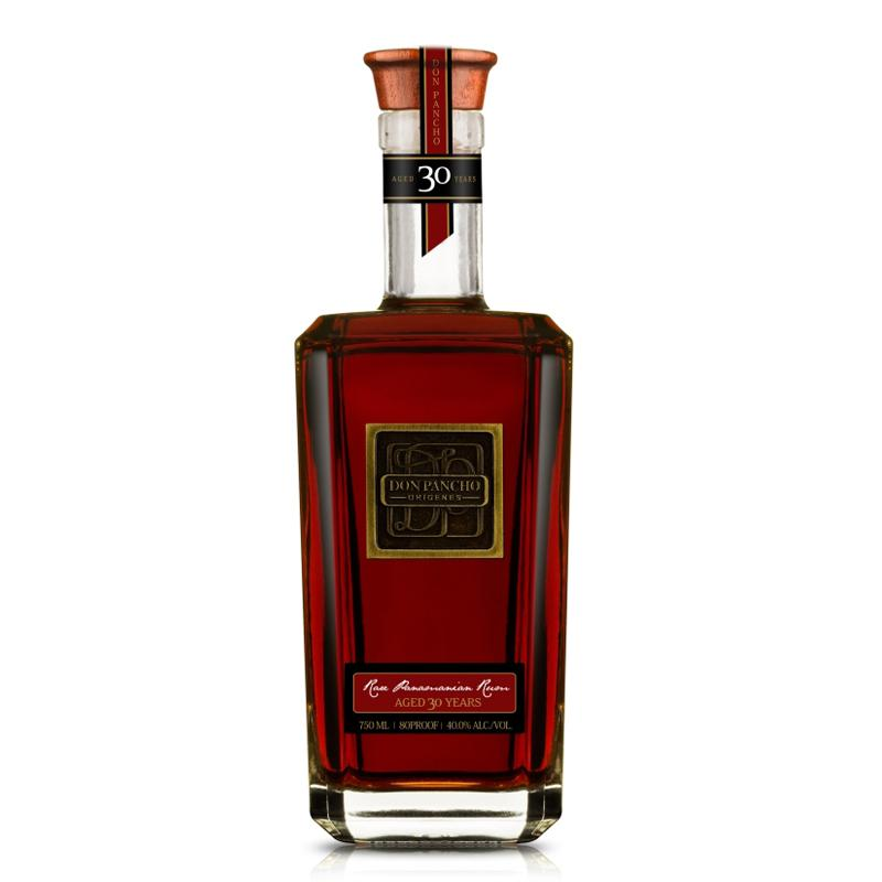Don Pancho Origenes 30 Year Old - Panamanian Rum