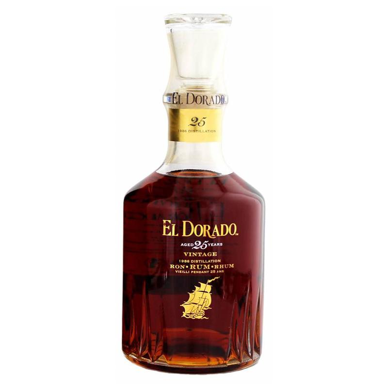 El Dorado 1988 - Distillation Rum