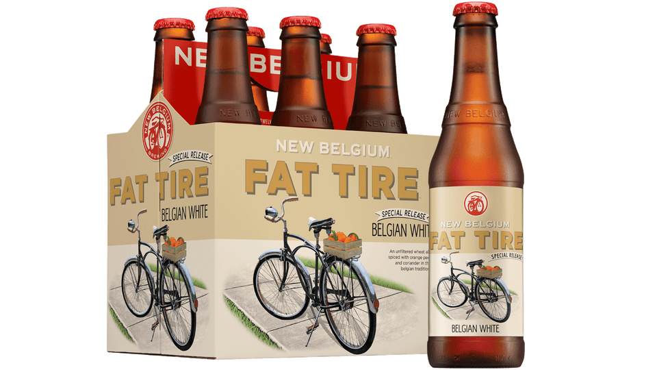 Fat Tire and New Belgium Ranger
