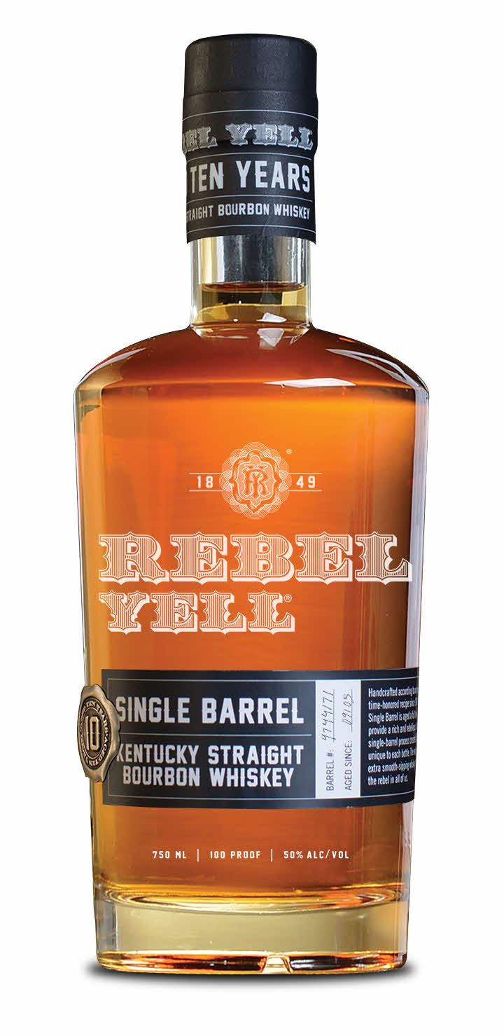 Rebel Yell Aged 8 Years